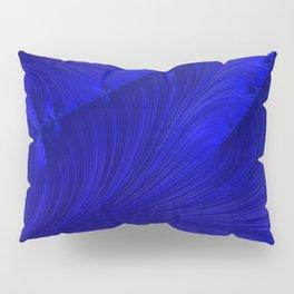 Renaissance Blue Pillow Sham