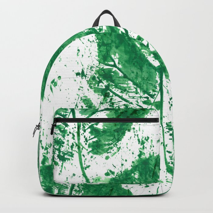 Leaves Mess Backpack