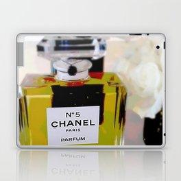 Edgy Take on a Fashion Icon Laptop & iPad Skin