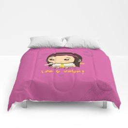 Conquistadora Comforters