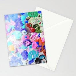 Palette Craze Stationery Cards
