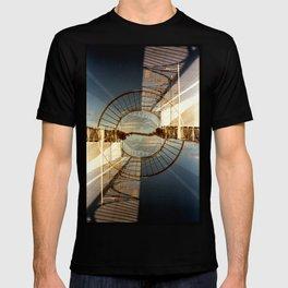 Landscapes c10 (35mm Double Exposure) T-shirt