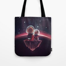 End of A Journey Tote Bag