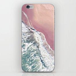 Blush Beach iPhone Skin
