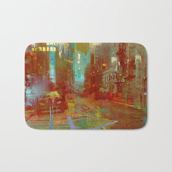 All the streets have your name Bath Mat