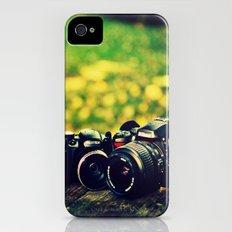 Camera Love iPhone (4, 4s) Slim Case
