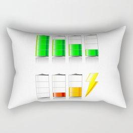 Battery Charging Rectangular Pillow