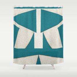 Lucha Libre Mask 5 Shower Curtain