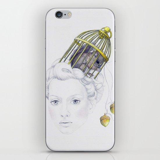 Entrapment iPhone & iPod Skin