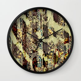Buddah series 51 Wall Clock