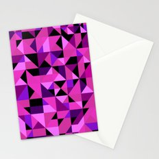 Green Machine / Pattern #8 Stationery Cards