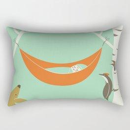 Woodland Baby Rectangular Pillow