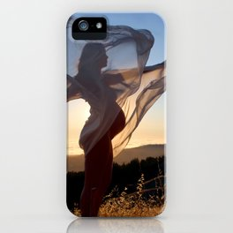 The Dawning of a New Life iPhone Case