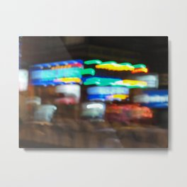first night India Metal Print