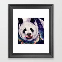 Nebula Eater Framed Art Print