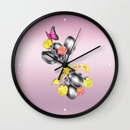 Spoons | ENDOvisible Wall Clock