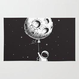 Fly Moon Rug