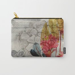Lounge Petal light Carry-All Pouch