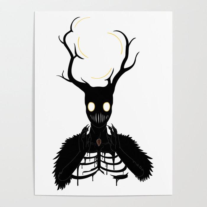 The Fallen Beast Poster