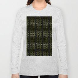 Motto in latin -ad astra per aspera Long Sleeve T-shirt