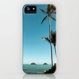 Lani Kai iPhone Case