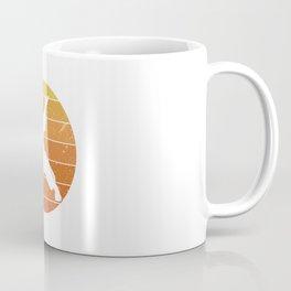 Martial Arts Vintage Design Coffee Mug