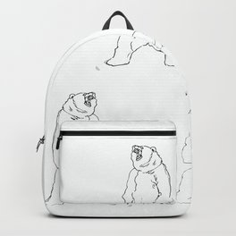 Bear Pyramid Backpack