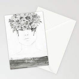 Inside of the box Stationery Cards