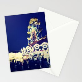 Spin with Me (no text) Stationery Cards