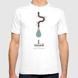 Stalag 17 - Billy Wilder Movie Poster T-shirt