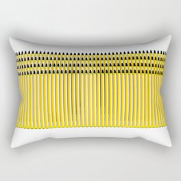 Pen World Rectangular Pillow