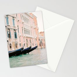 venice canals Stationery Cards