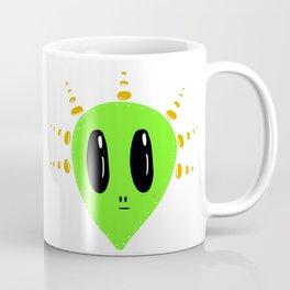 Space Weird Coffee Mug