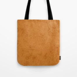 Yellow suede Tote Bag