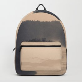 Foggy Road Backpack