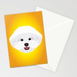 Bichon Frise  Stationery Cards