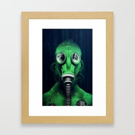 Artificial Intelligence Framed Art Print