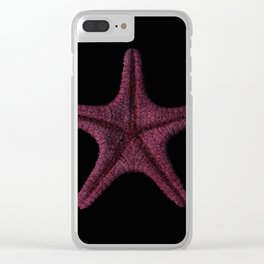 Star Fish - 149 Clear iPhone Case