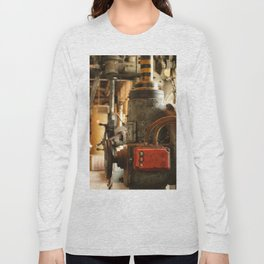 Heavy Industry - Old Machines Long Sleeve T-shirt