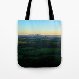 Glassy Mountain, South Carolina Tote Bag