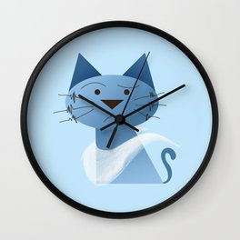 animaligon - Cat Wall Clock