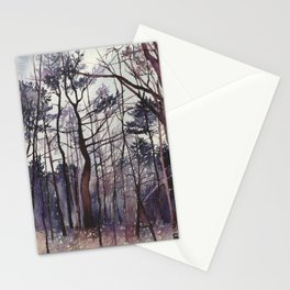 Afternoon Lament Stationery Cards