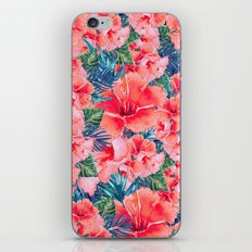 My Tropical Garden 12 iPhone Skin