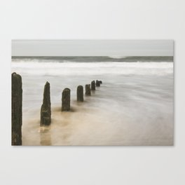 Brancaster Bay Canvas Print