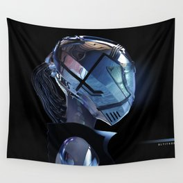 9TH WAVE Wall Tapestry
