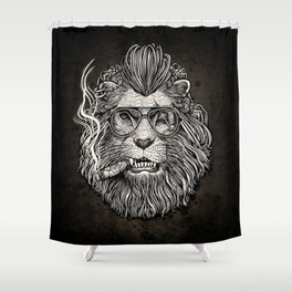 Winya No. 47 Shower Curtain