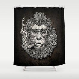 Winya No. 47 Shower Curtain