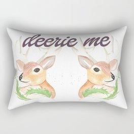 Deerie Me Rectangular Pillow
