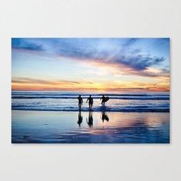 Board Meeting Canvas Print