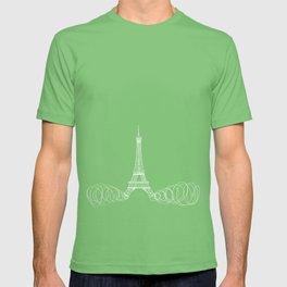 Paris by Friztin T-shirt